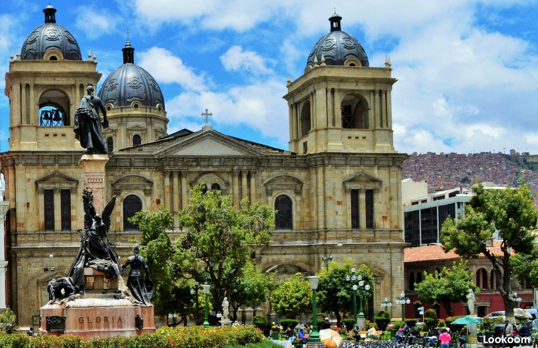 The Cathedral, La Paz