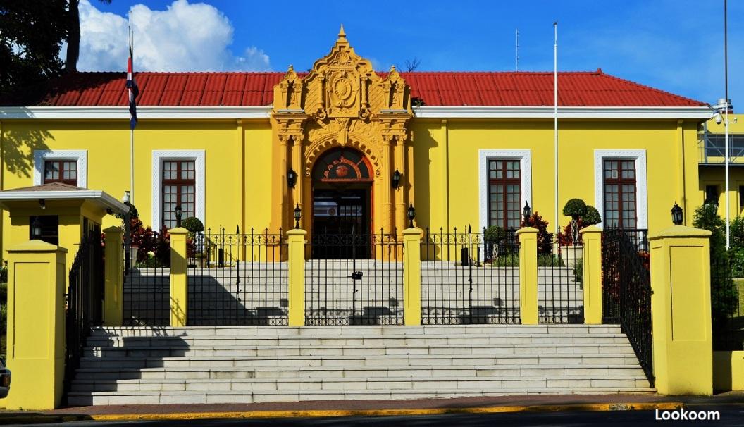 La Casa Amarilla, San José, Costa Rica