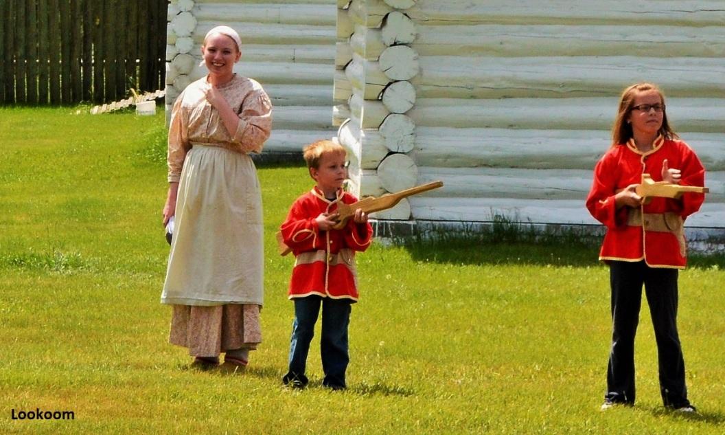 Child Enlistment, Fort Walsh, SK